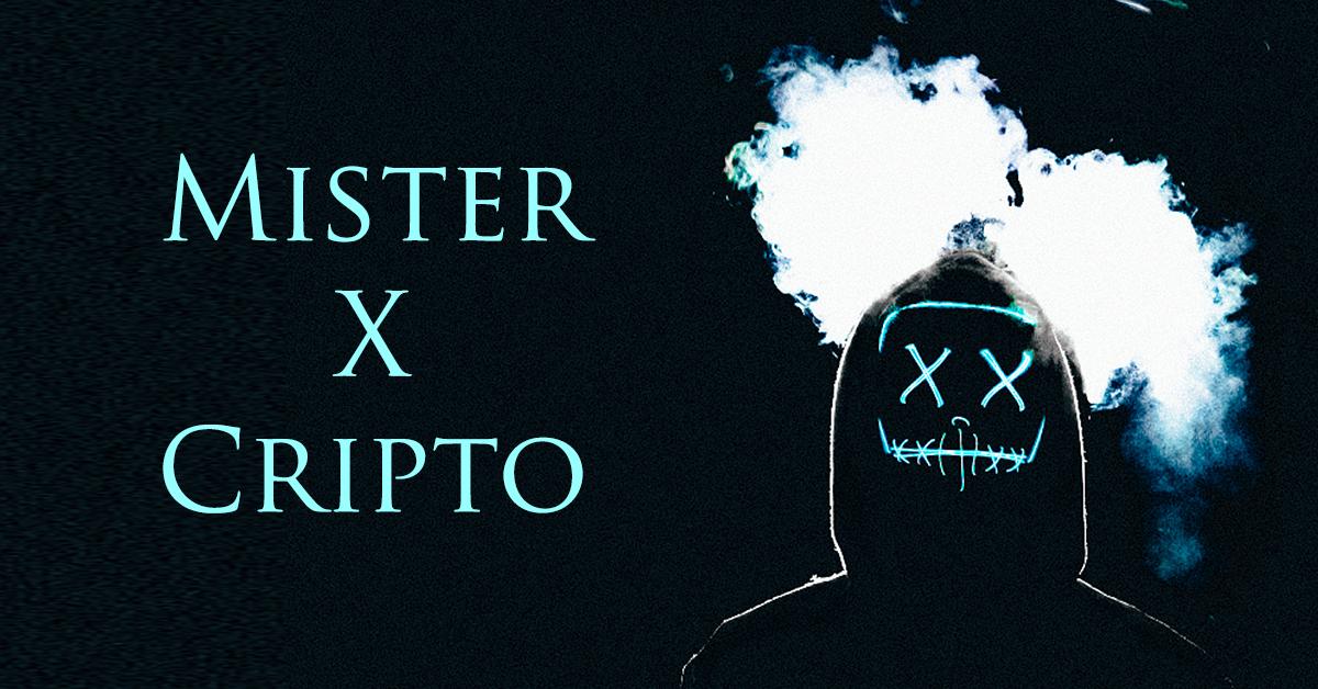 Mister X Cripto Imagen